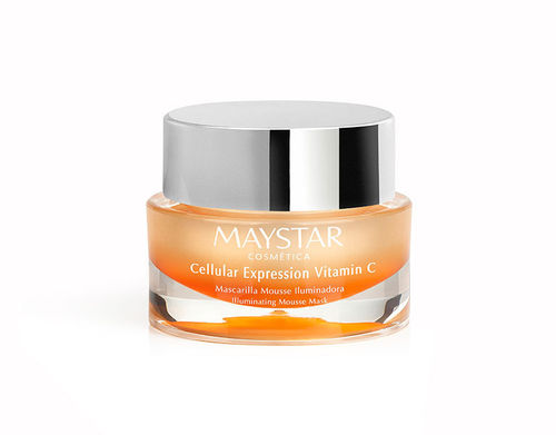 Cellular Exspression Vit. C  Moussenmaske
