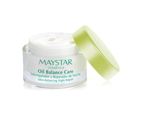 Oil Balance Care  Nachtcreme