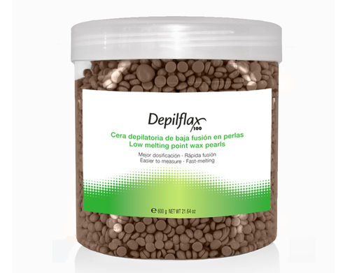 WAX IN PEARLS DEPILFLAX CHOCOTHERAPY 5AB
