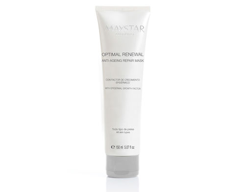 Optimal Renewal Anti-aging Repair Mask